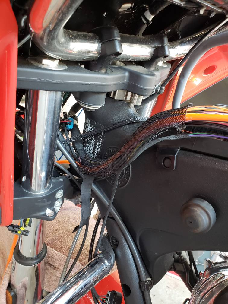 Amp install with Ride command | Indian Motorcycle Forum