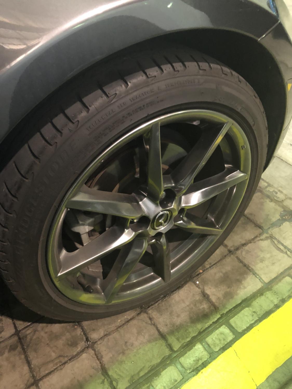 Running Michelin 215/45/17 on standard rims? - MX-5 Miata Forum