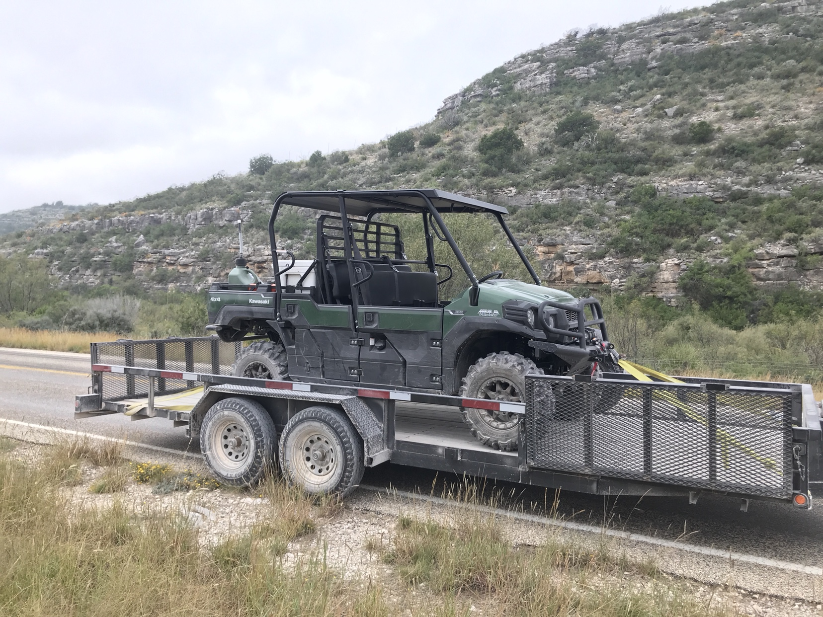 Mule Pro FXT Owners - TexasBowhunter com Community