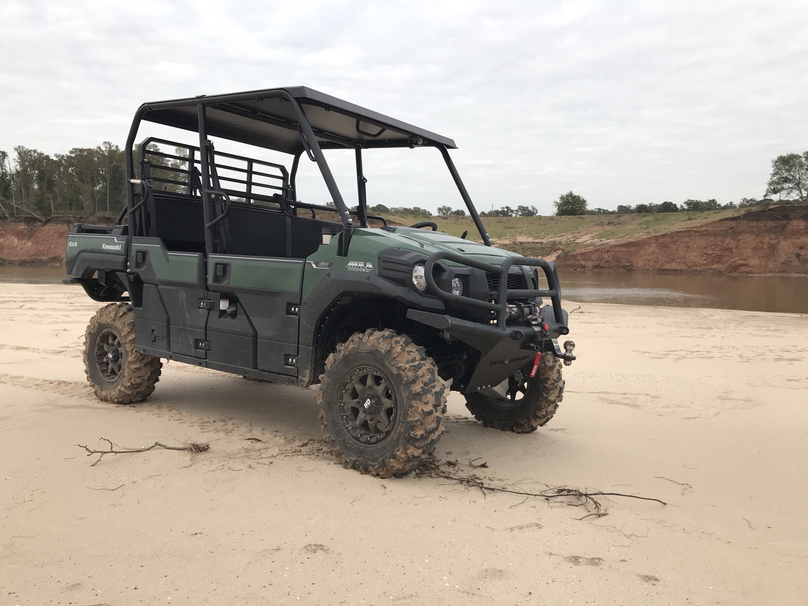 Mule Pro FXT Owners - TexasBowhunter com Community Discussion Forums