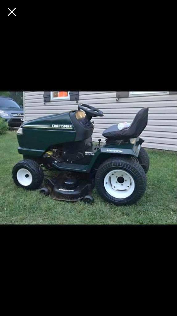 Craftsman 917273113 - Sears, Craftsman Tractor Forum - GTtalk