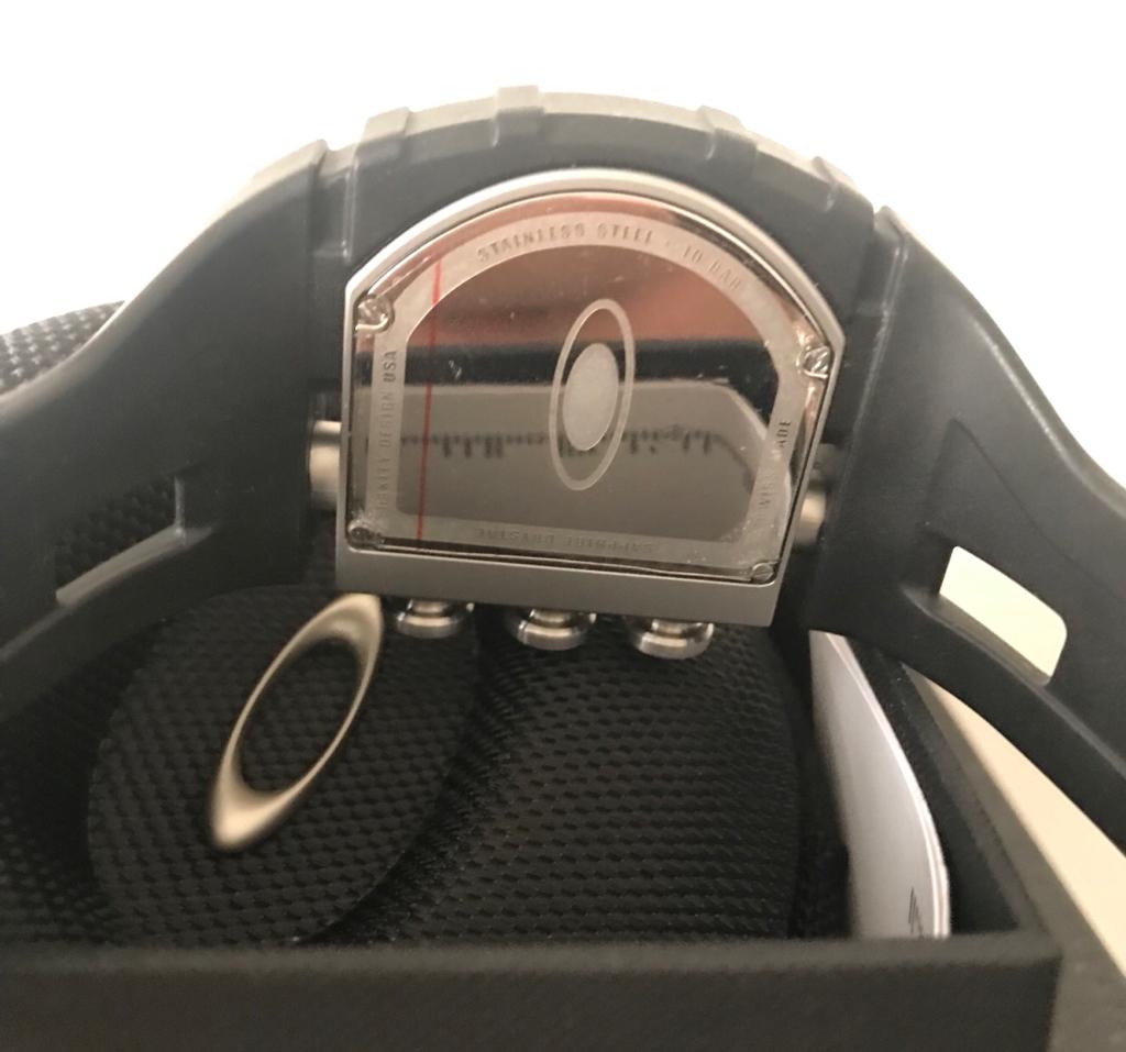FSOT- NWT Oakley Fuse Box watch on