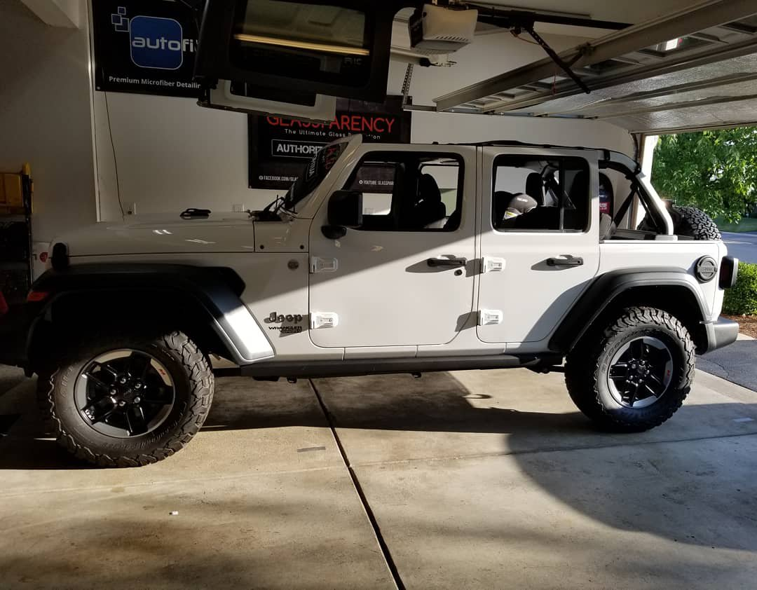 Rubicon Wheel Takeoff Question - Jeep Wrangler Forum