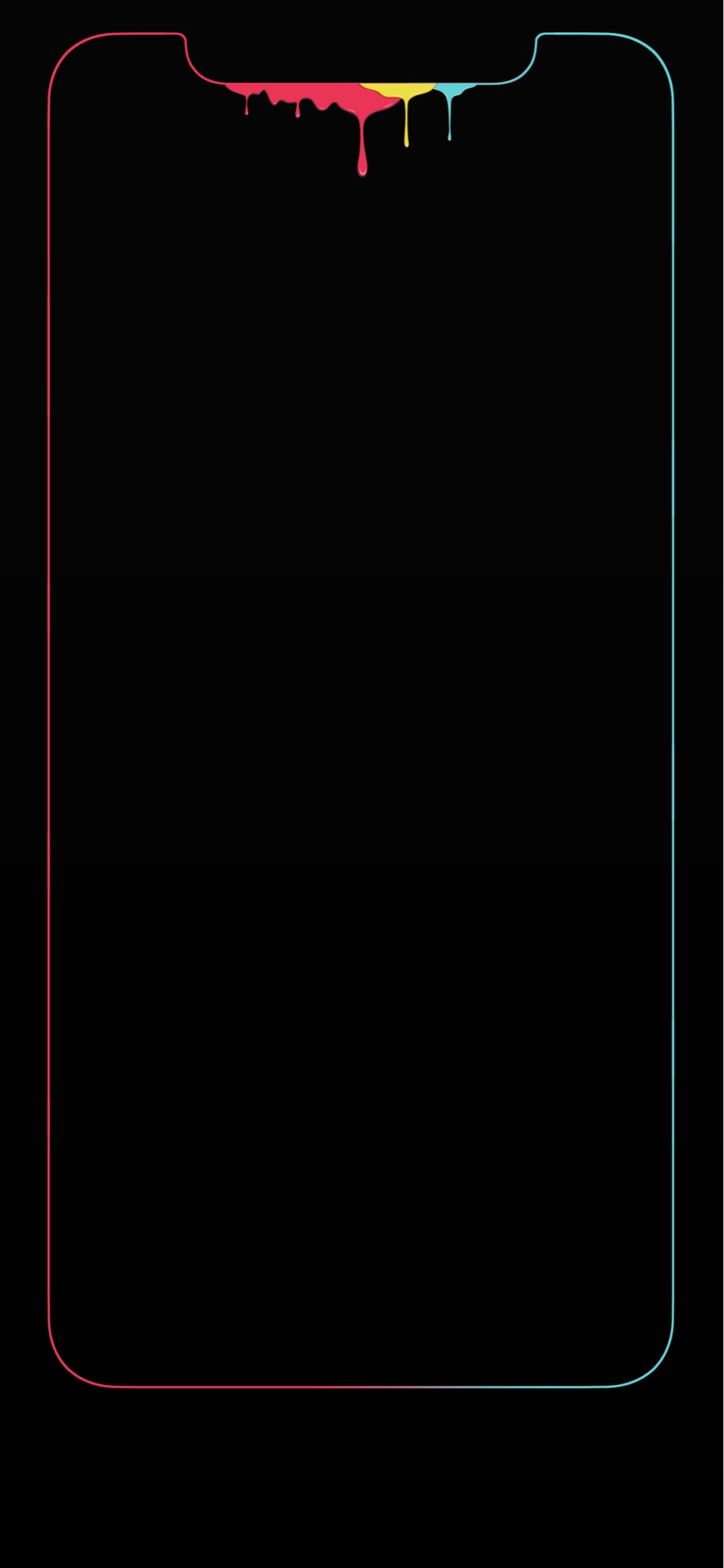 Iphone X Border Wallpaper Hd
