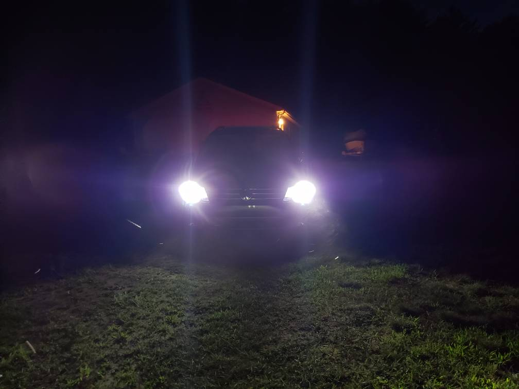 Audi 100 C4 Super White Xenon HID Upgrade Parking Beam Side Light Bulbs