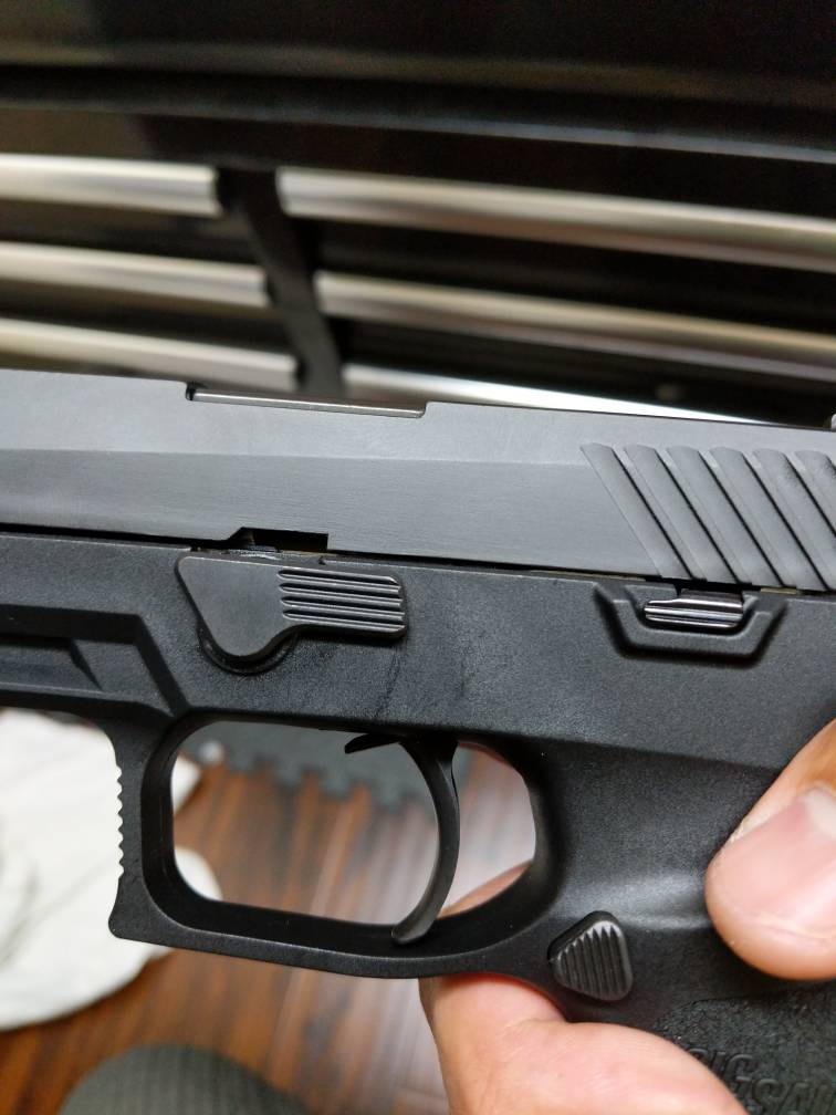 Sig P320 80% Insert Completion - Page 3 - Calguns net