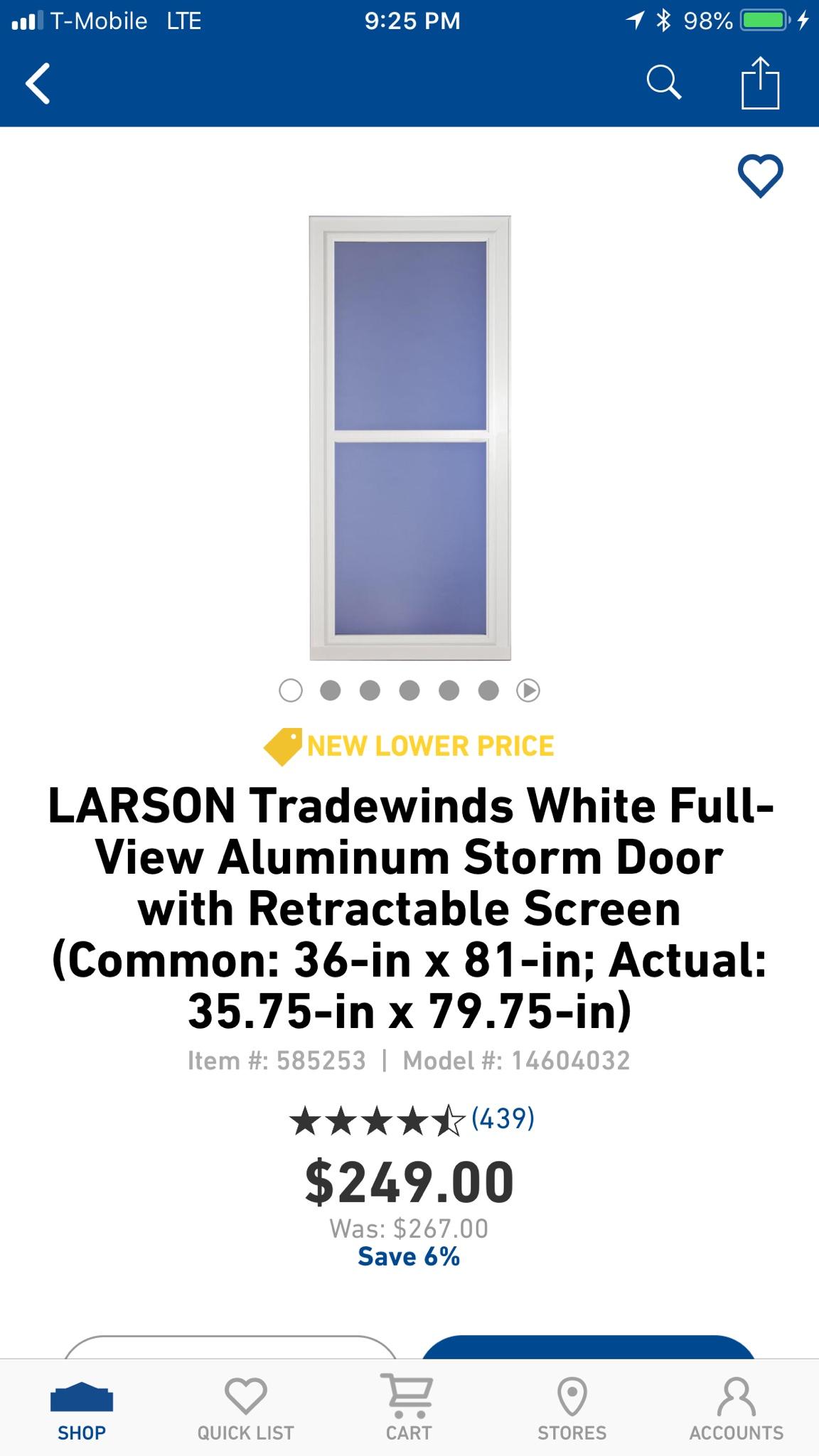 Storm Door Type Windows And Doors Diy Chatroom Home Improvement