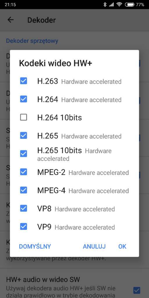 HEVC 10 bit (X265 Hi10) on Redmi Note 5 | Xiaomi European