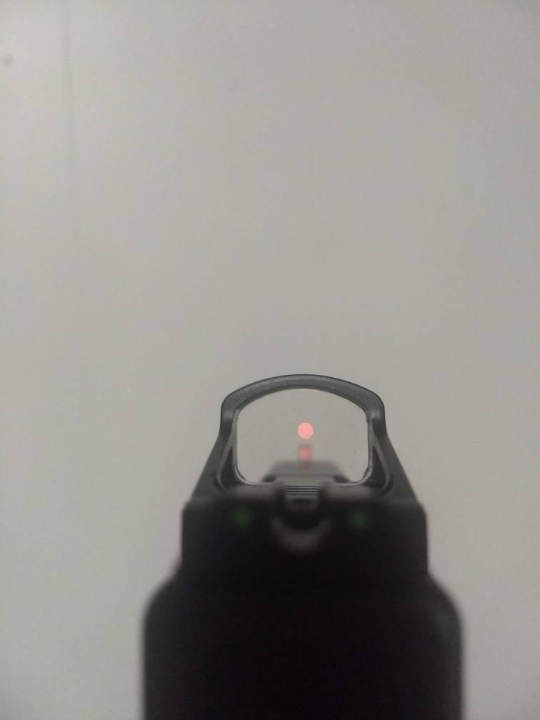MNGunTalk com • View topic - Glock 17 mos co witness
