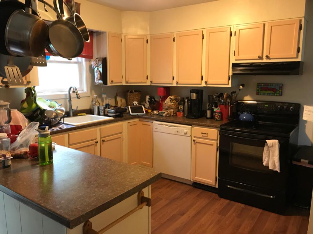 Help me redo my kitchen   However It Happened