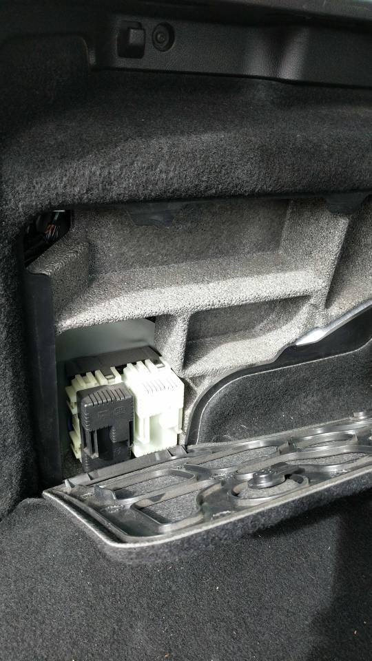 Ford Mondeo Mk4 Door Wiring Diagram