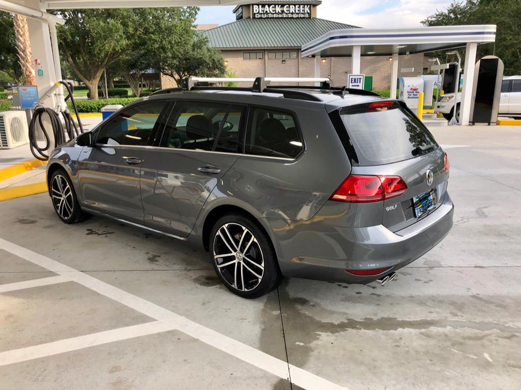 vwvortexcom platinum grey metallic wagons unite