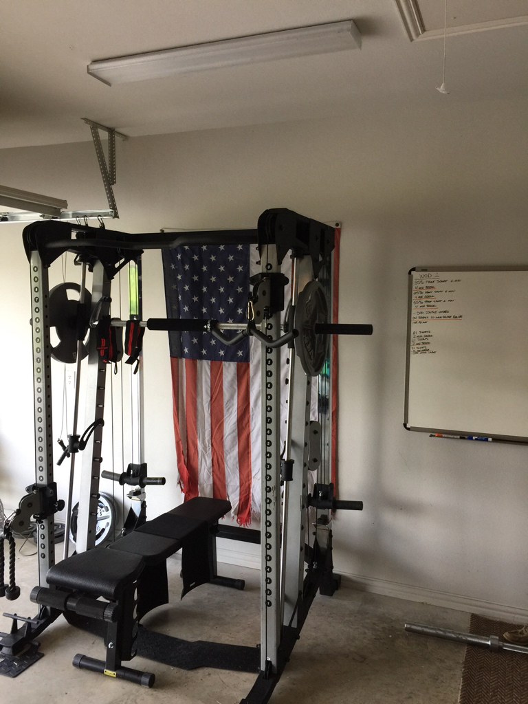Home gym archive texasbowhunter community discussion forums