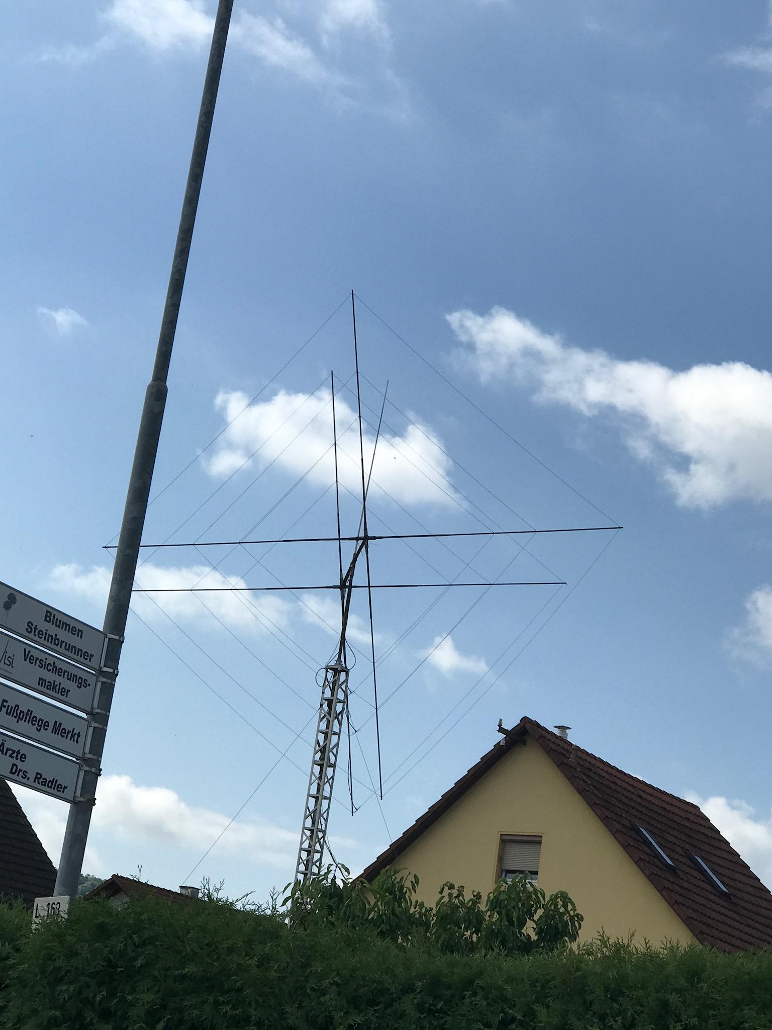 Antennekabel 20 m Sirtel
