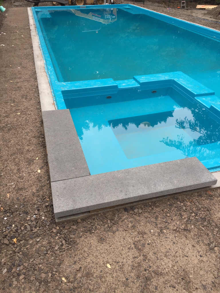 Pool Coping Mortar and Grout Choices for SW Pool | Trouble ...