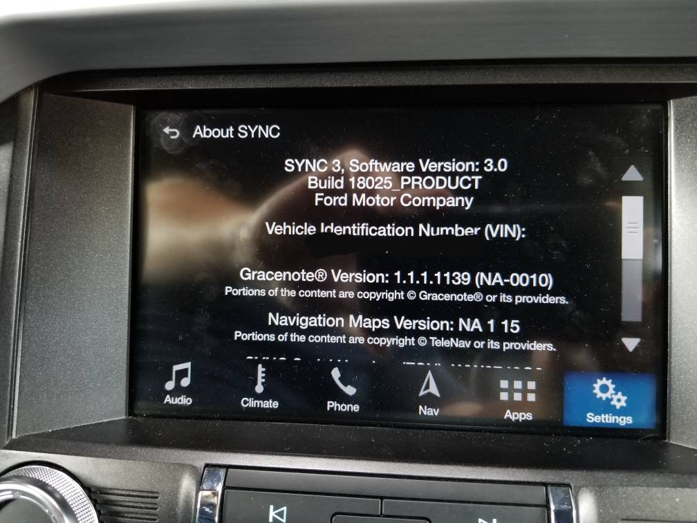 Error on SYNC Update Page | Ford Mustang Ecoboost Forum