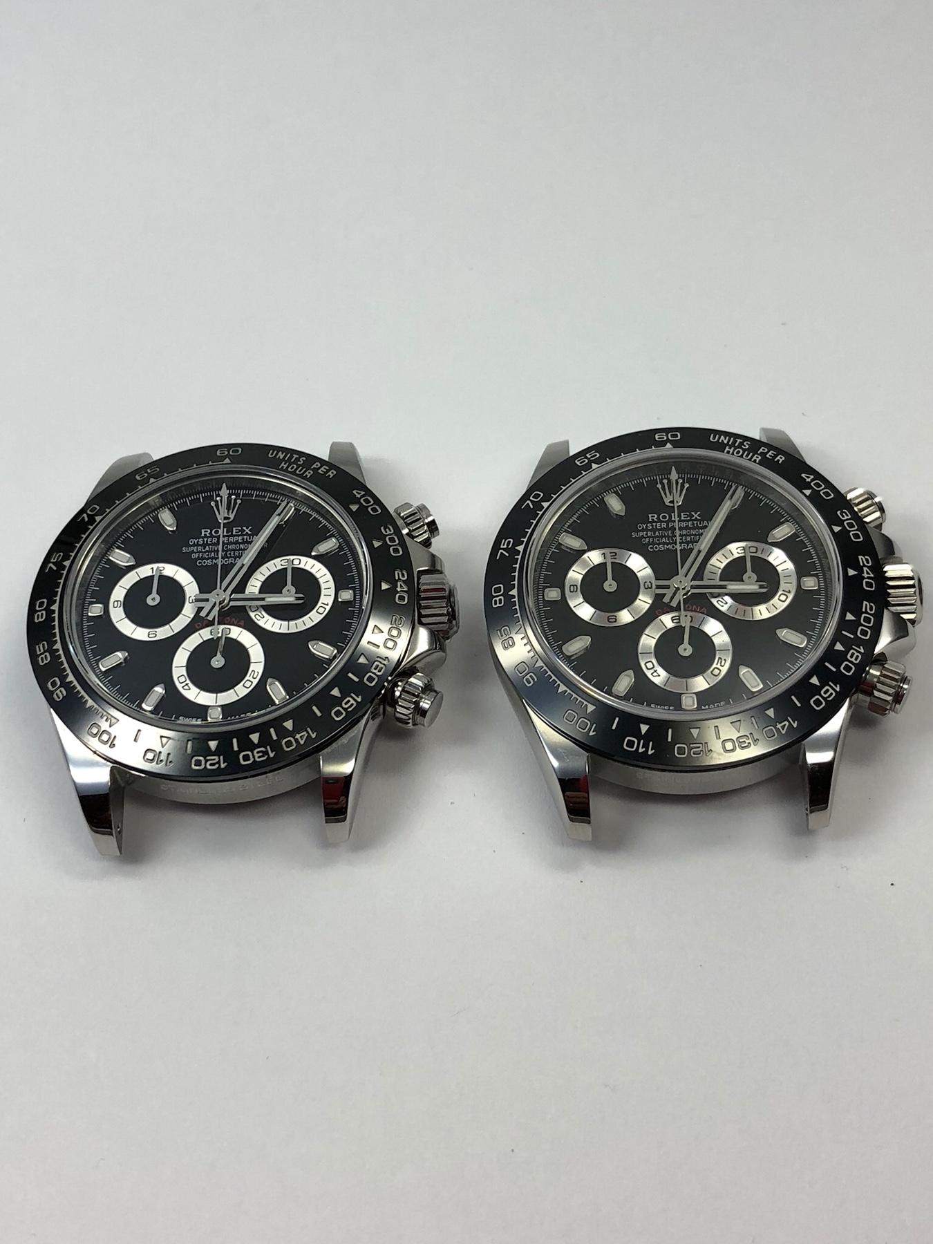 Noob Daytona vs ARF Daytona - Replica Watch Info