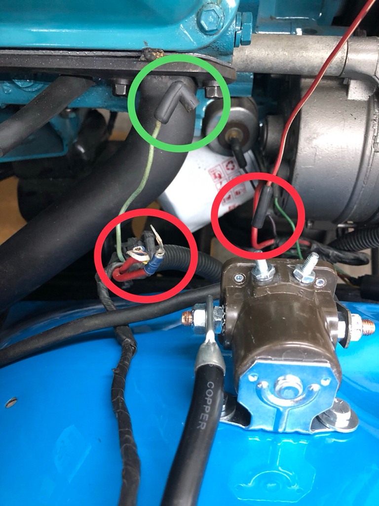 1976 Cj7  V8  Ignition System Wiring Question