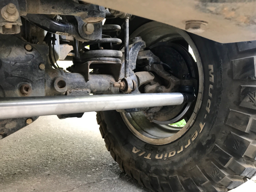 Tie Rod-Aluminum or Steel and why? - Jeep Wrangler Forum