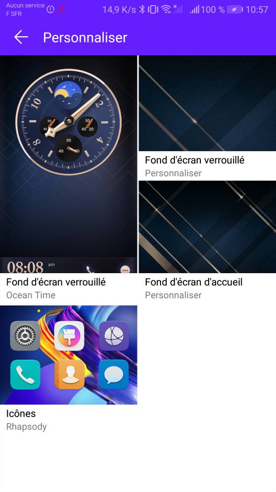 Personnaliser L Ecran De Verrouillage Honor Honor 9 Honor 9 Aides Questions Reponses Smartphones Forum Frandroid