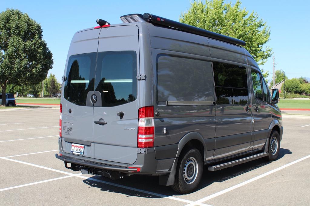 2018 Sprinter Van 144 2500 High Roof Camper Van New Boise