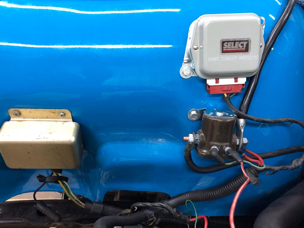 Jeep Cj7 Starter Solenoid Wiring