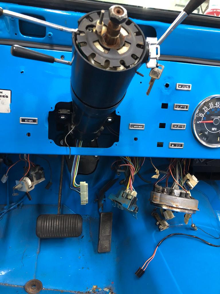 Voltmeter Gauge Wiring Diagram Further Cj2a 12 Volt Wiring Diagram