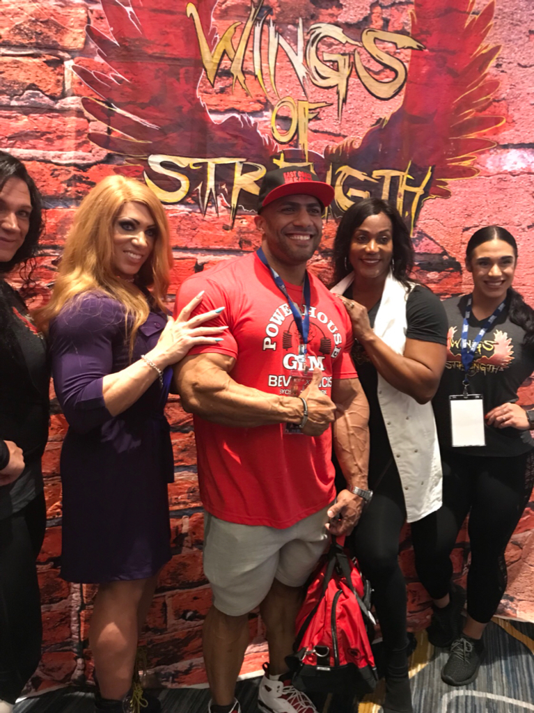 Wings of Strength presents the 2018 Muscle Vodka Tampa Pro!! Feaf5af11147b06d76f4bc91da2b70f0