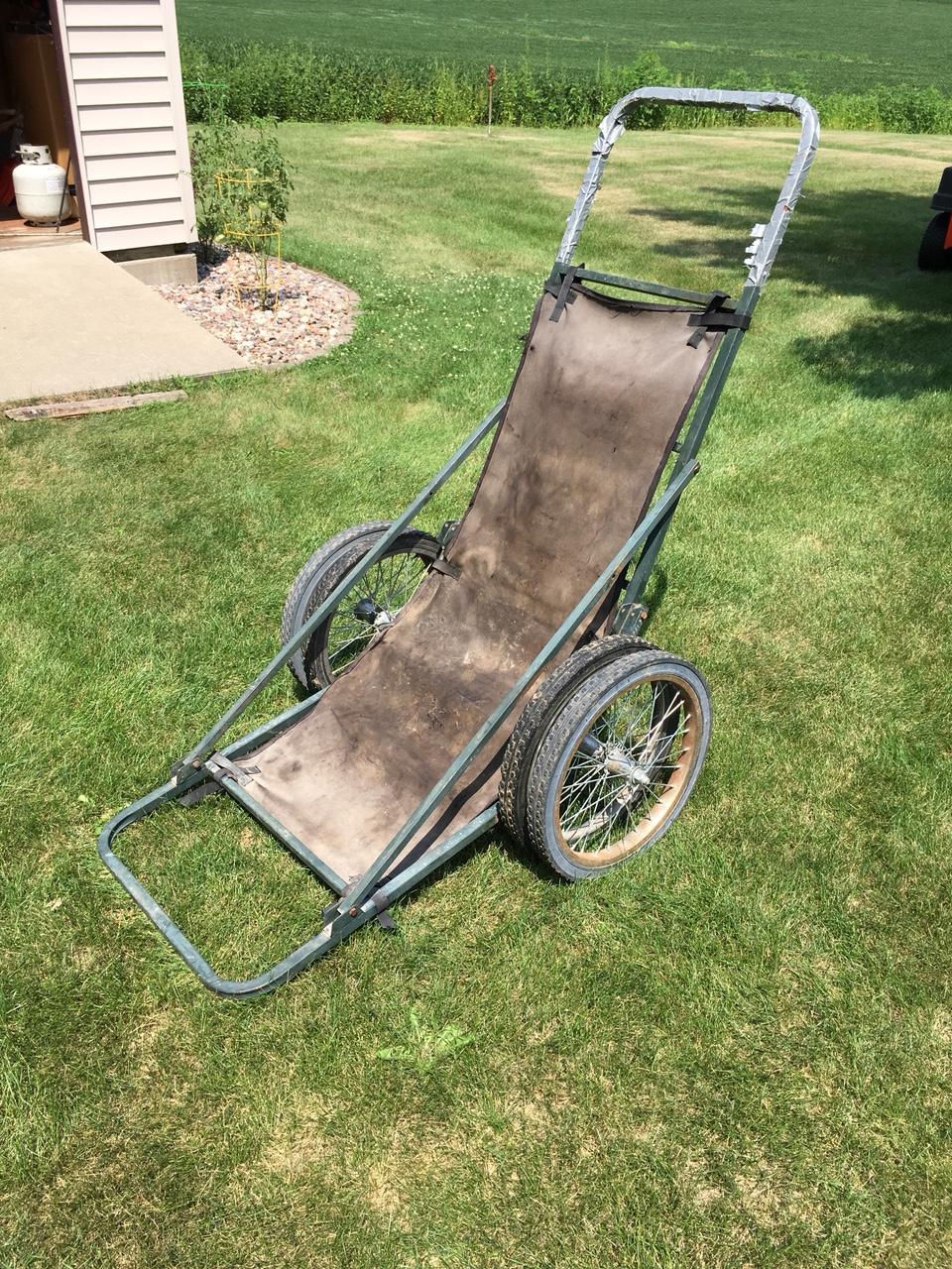Cabela's Game Cart | Iowawhitetail forums