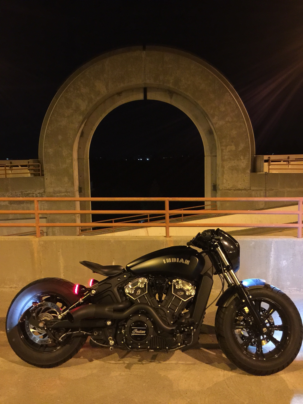 2018 Indian Scout Bobber Cafe Bobber Dragster Indian