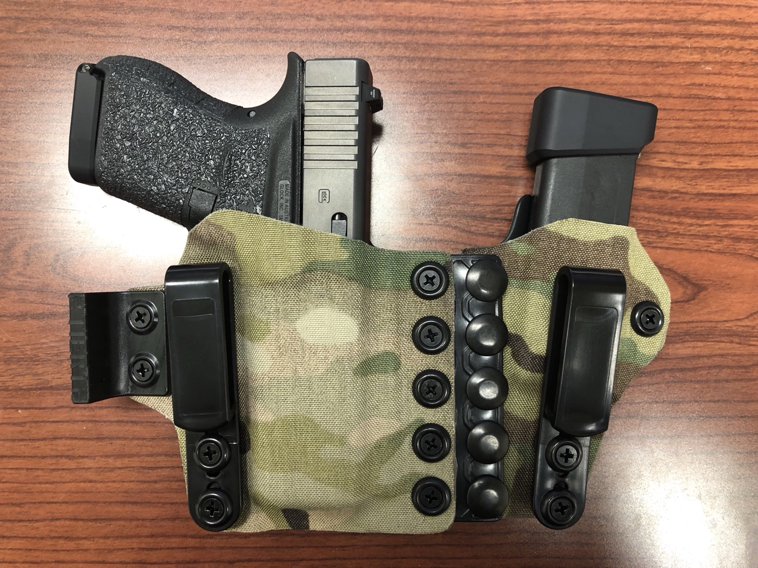 Little Harder To Conceal The Gest Plus For Me Is That Now I Can Take A Without Taking Off My Holster Access Junk With Zipper Fly