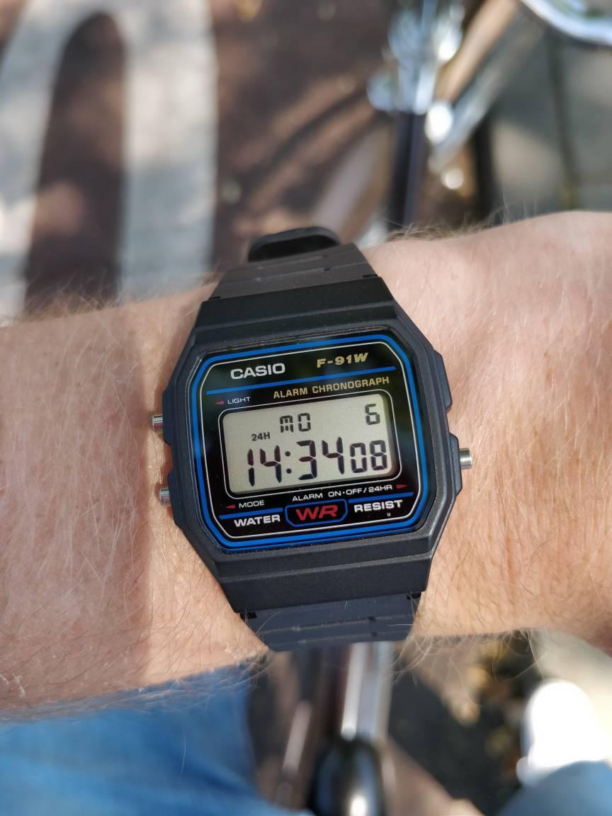 Anybody Wear Casio Archive Rolex Forums Rolex Watch Forum