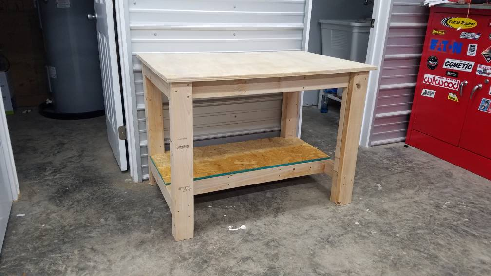 Lets see your workbench - Page 189 - The Garage Journal Board