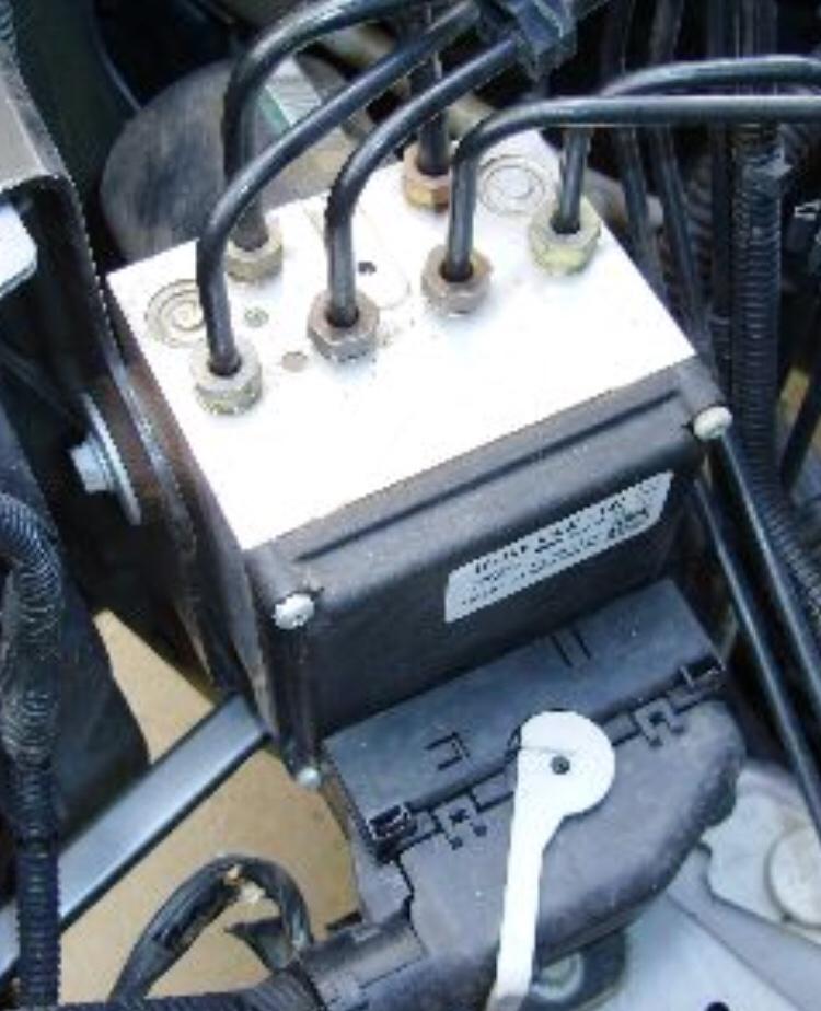 Ford Ab Brake Module Wiring Diagram
