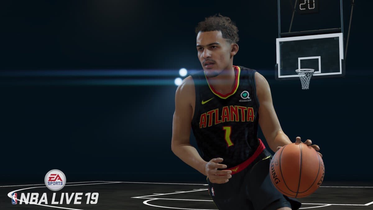 NBA Live 19 Player Ratings - Top Rookies - Operation Sports ca9024793