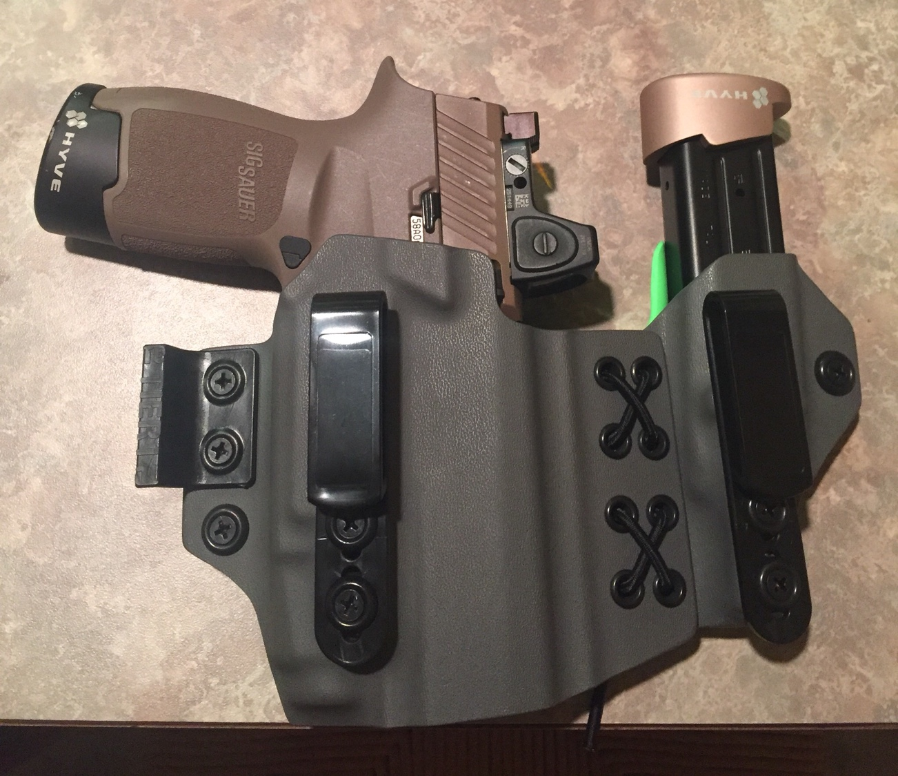 New Holster Tier 1 Axis appendix (Fat Guy Pics Inside