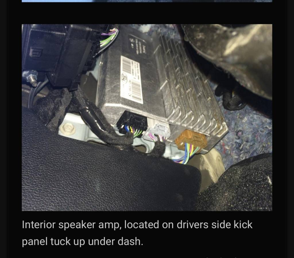 Disable Exhaust Sound Played Thru Speakers? | Page 2 | Ford