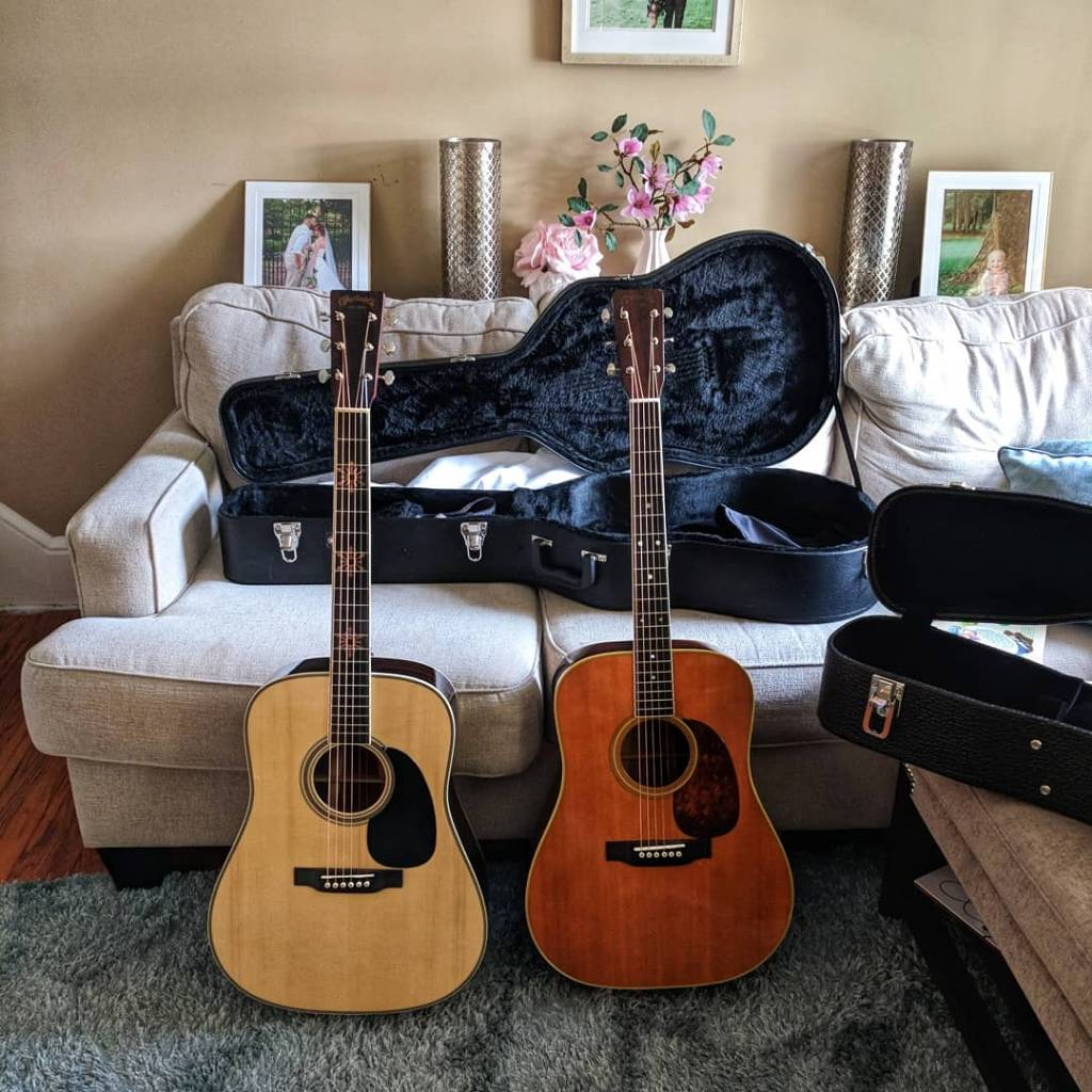 Pickguard opinions needed! - The Unofficial Martin Guitar Forum