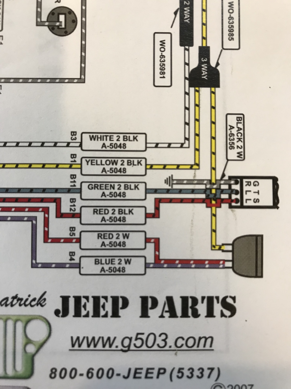 55 Willy Jeep Wiring Diagram