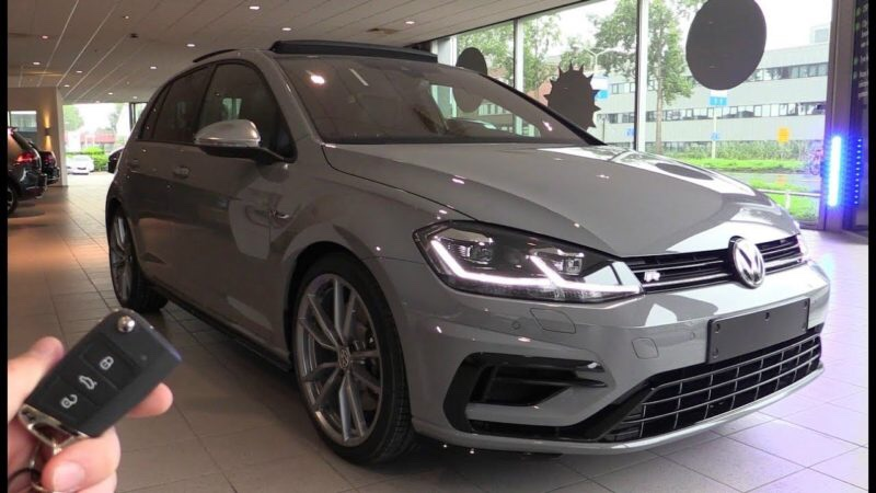 2019 Golf R - 40 COLORS! - Page 3