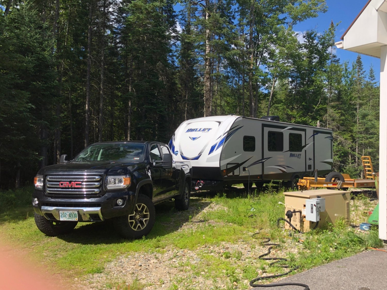 Max Safe Travel Trailer Dry Weight Are You Guys Running Chevy Colorado Gmc Canyon