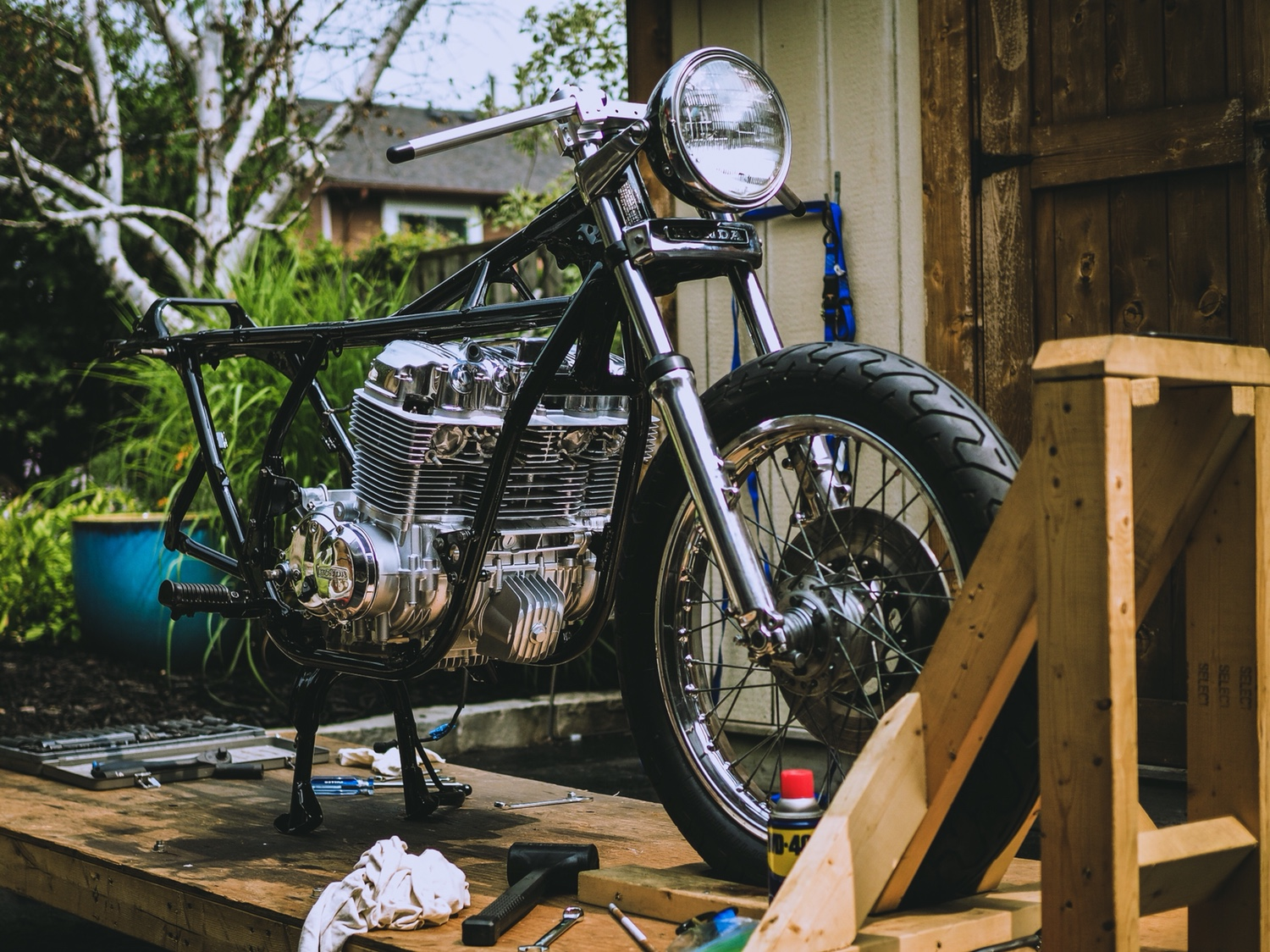 CB750K 78: Case Cover, gasket sealant or dry, once and for all