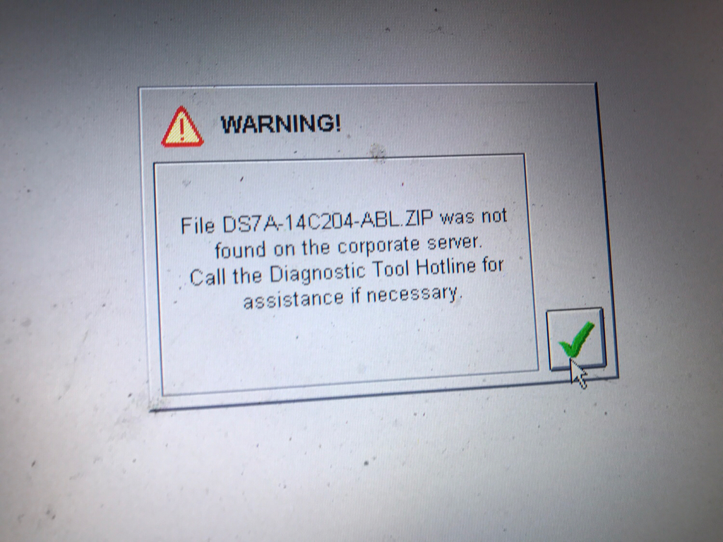 PCM Calibration File