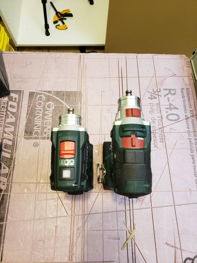 New Mafell 18V and 10,8V drill | Mafell Users Forum