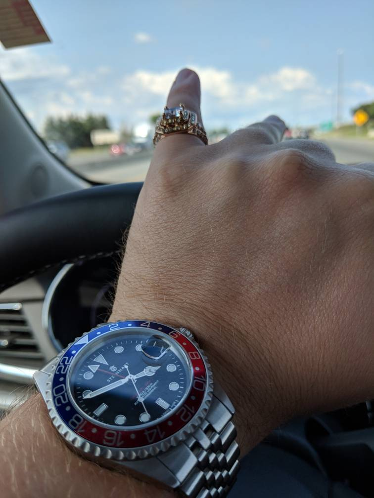 What Steinhart are you wearing right now?** - Page 233