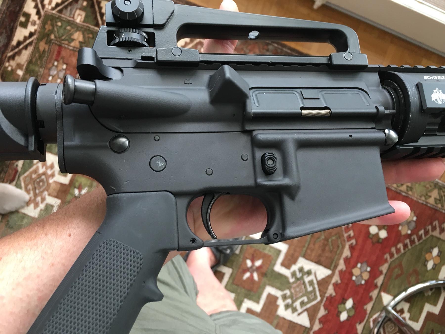 Colt M16A1 - 1911Forum