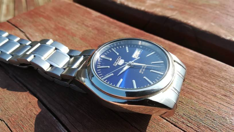 low priced 15c6b 80d6b Seiko 5 -- SNKL41K1 (mini review and pictures). - Page 3