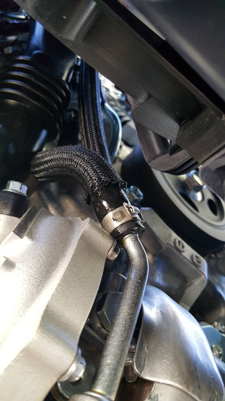 2017 2018 2019 WRX oil leak around turbo and a question - NASIOC