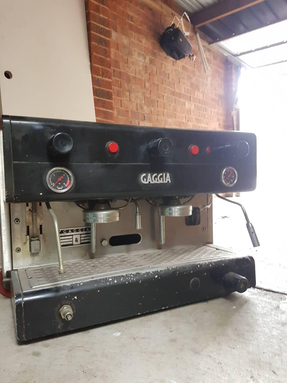 Restoring A Gaggia E90 2 Group