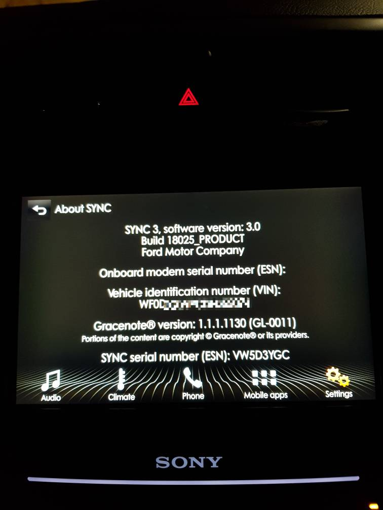 2016 Ranger Sync GPS Activation  - Page 14
